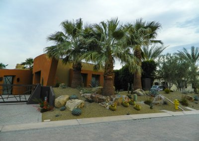 Royal Saint Georges Way Rancho Mirage, CA | S & S Landscape | Landscape Design and Landscape Remodel in Rancho Mirage, Indian Wells, Palm Springs, Palm Desert, and La Quinta | Residential Landscape Remodels, Desert Landscape, Water Conversation, Landscape Lighting